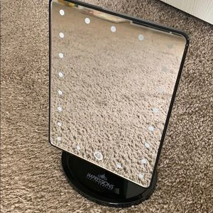 Impressions Touch Light Up Mirror
